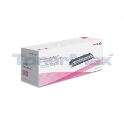 XEROX HP CLJ 5500 TONER CART MAGENTA C9733A 12K